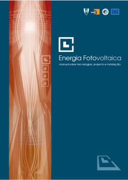 Manual de Energia - Noticias e empregos sobre Energias Renovaveis