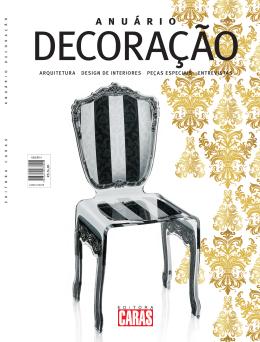 ANUÁRIO CARAS DECORAÇÃO 2011