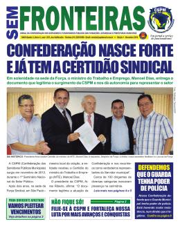 Jornal da CSPM - Novembro 2014