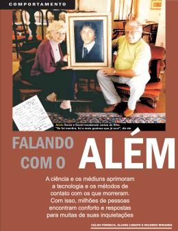 FALANDO COM O ALÉM - Biblioteca Virtual Espírita