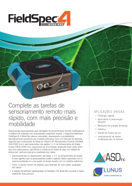FieldSpec 4 Wide-Res A4 PORTUGUESE Lunus