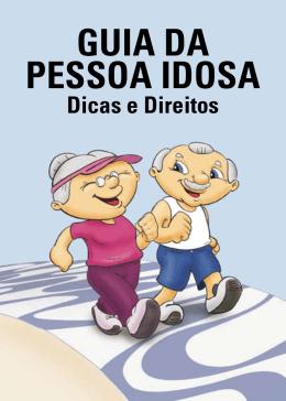 Guia da Pessoa Idosa - Dicas e Direitos