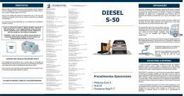 """Folder """"Diesel S-50 / Procedimentos - SINDESTADO-RJ"""