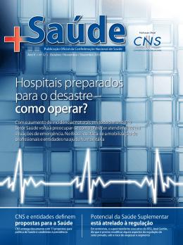 Hospitais preparados para o desastre – como operar?