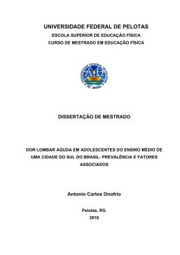 Antonio Carlos Onofrio - Guaiaca