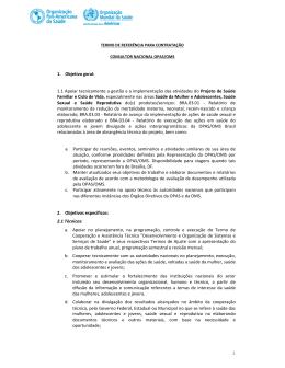 2014_TR_Consultor Nacional Saúde Mulher 11.11