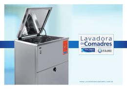 arcania desenvolveu a máquina lavadora de comadres