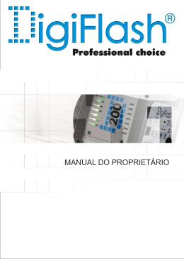 DigiFlash 200 manual completo