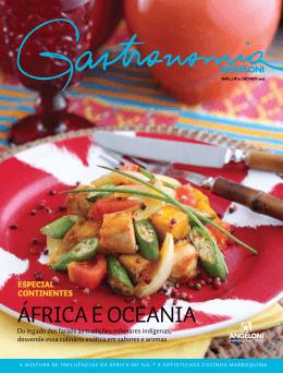 áfrica e oceania
