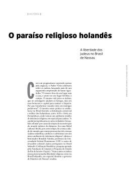 O paraíso religioso holandês