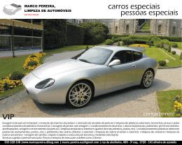 carros de luxo - Marco Pereira Limpeza e tratamento automóvel