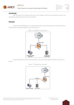 Filtro HTTPS do Aker Firewall e o recurso Server Name Indication