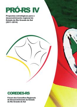 Propostas Estratégicas para o Desenvolvimento Regional do Estado