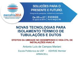3. Antonio Luis de Campos Mariani – ARMACELL