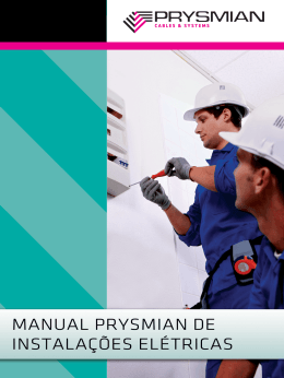 Manual Prysmian de Instalações Elétricas
