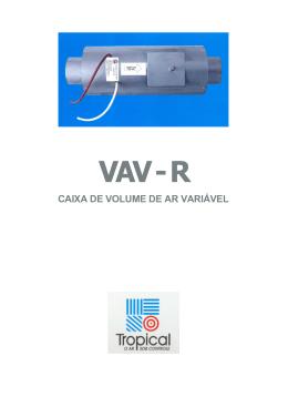 VAV - R - Engine