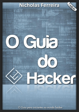 - Guia do Hacker