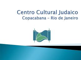 Centro Cultural Judaico Beit Copa