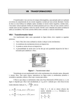 VIII TRANSFORMADORES - pessoal.utfpr.edu.br