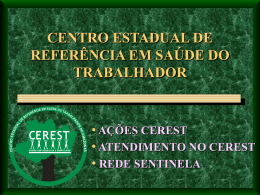 CEREST - Amazonas