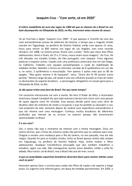 Joaquim Cruz -