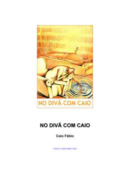 NO DIVÃ COM CAIO