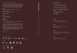 Fórum Valorização e Promoção do Património
