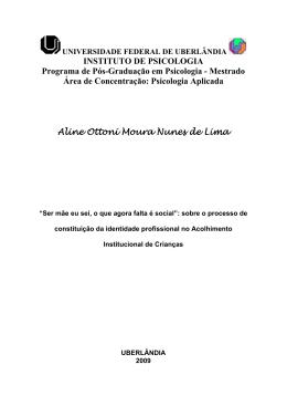 Aline Ottoni Moura Nunes de Lima - BDTD/UFU