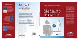 Mediação de conflitos e práticas restaurativas