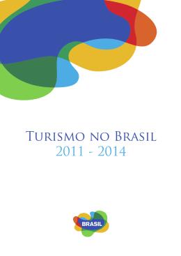 Documento Referencial Turismo no Brasil 2011-2014
