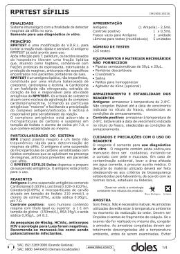 instrução de uso - Doles Reagentes
