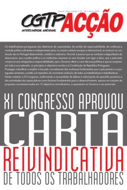 Os trabalhadores portugueses são detentores de - CGTP-IN