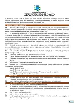 edital concurso 01.2015 – paulista