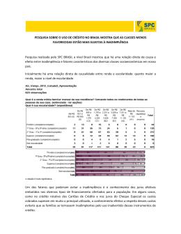 Análise PDF