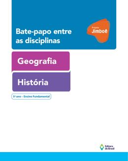 Geografia História - Editora do Brasil