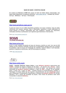 http://www.periodicos.capes.gov.br http://www.scirus.com http://www