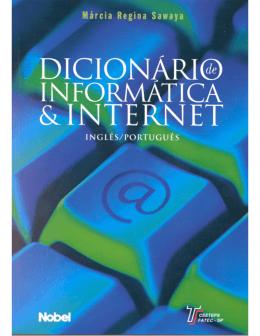 Dicionário De Informática & Internet Inglês
