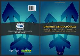 Diretrizes Metodológicas: Elaboração de Revisão Sistemática e
