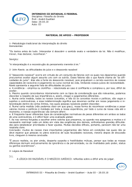 INTENSIVO III – Filosofia do Direito – André Gualtieri – Aula 03