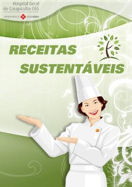 Receitas Sustentáveis.cdr - Hospital Geral de Carapicuíba