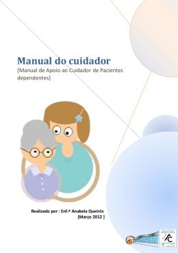 Manual de Cuidador de Doentes Dependentes