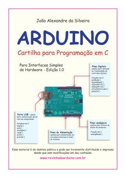 ARDUINO-Cartilha de Programação em C