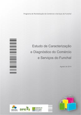 Estudo de Caracterização e Diagnóstico do Comércio e Serviços do
