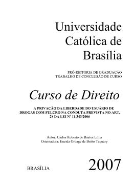 Carlos Roberto de Bastos Lima - Universidade Católica de Brasília