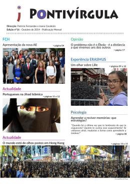 Pontivírgula - Faculdade de Ciências Humanas