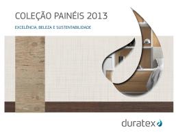COLEÇÃO painéis 2013