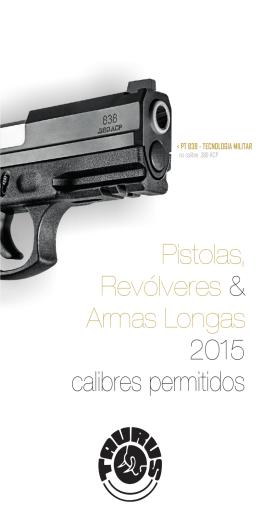 - Taurus Armas