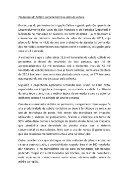 Leia mais. - Blog do Geraldo José