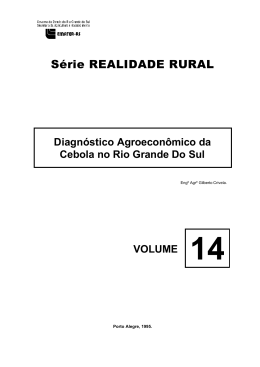 Vol. 14 - Cebola