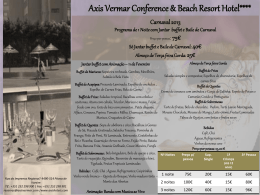 Axis Vermar Conference & Beach Resort Hotel****